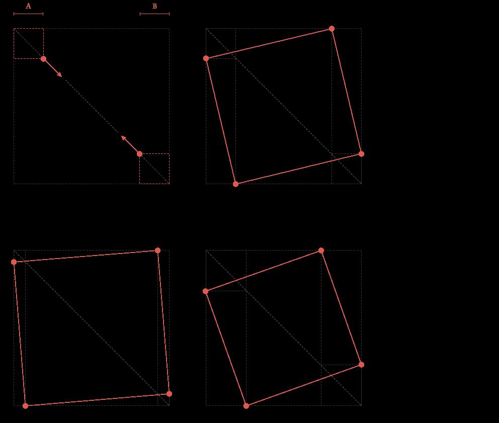 Perspektive eines Würfels 2