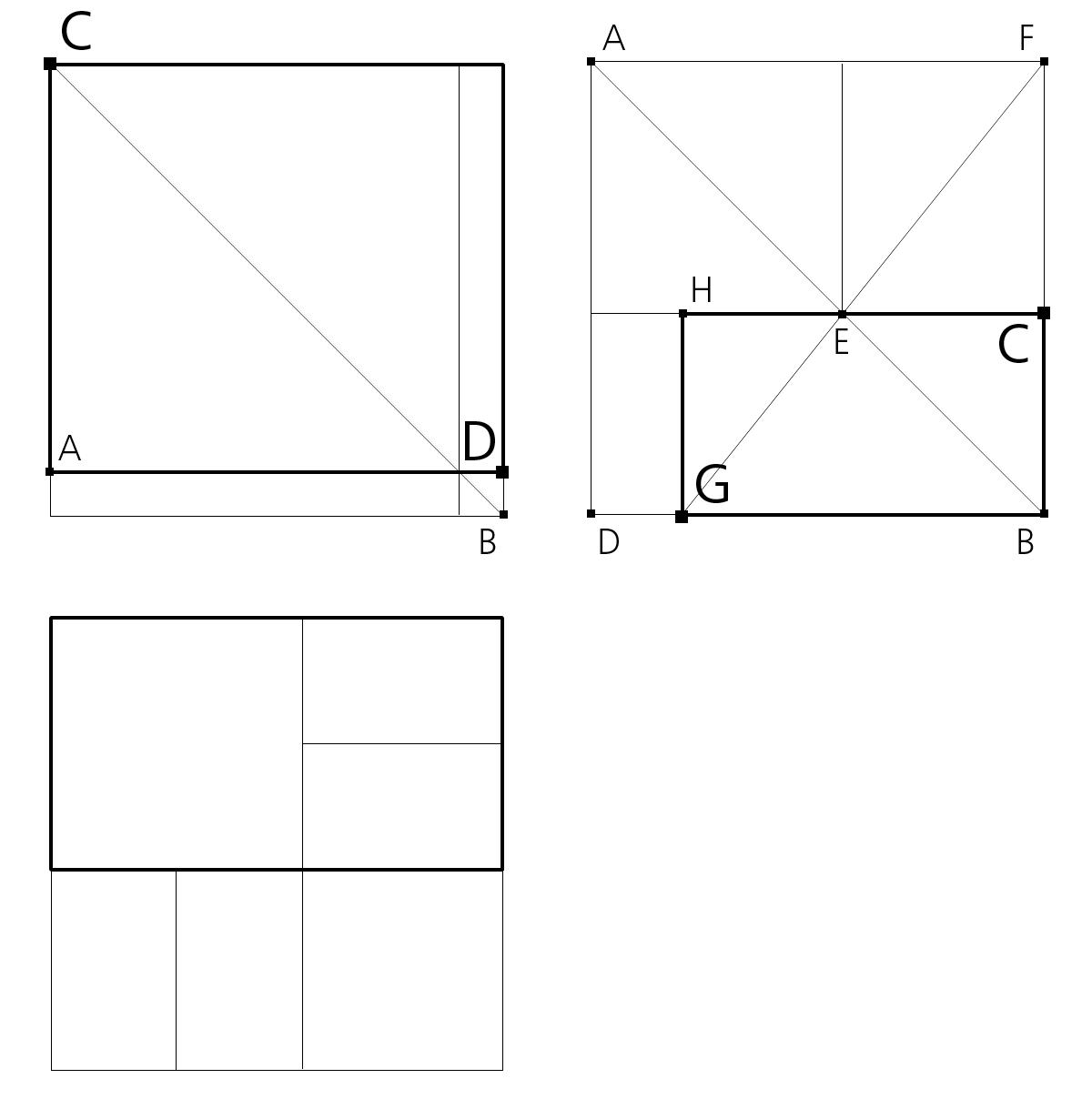 Komplement - Dynamische Symmetrie